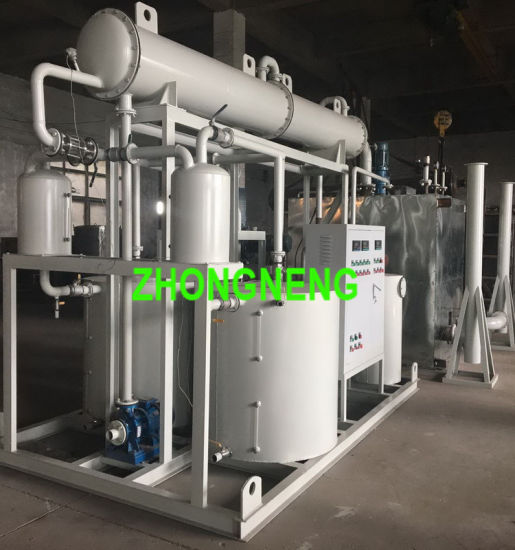 Engine Black Oil Reclaim/ Waste Oil Regeneration System