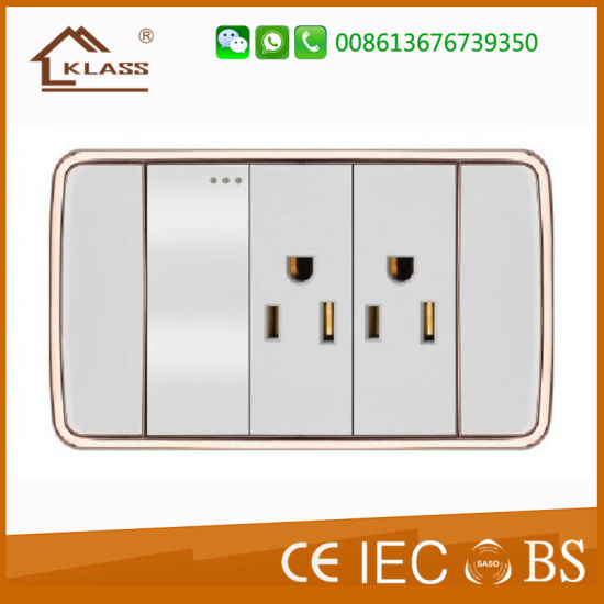 Professional Factory Wall Tel Socket pictures & photos