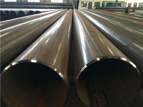 ASTM A252 LSAW Steel Pipe Steel Piling Pipes