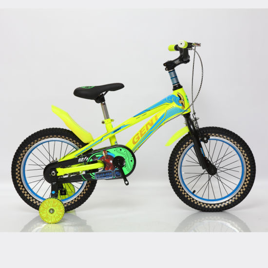 48d92099371 The New Children′s Mountain Bike 16 Inch Kids Bicycle Boy and Girl Children  Bicycle