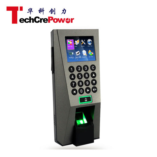 Zkteco F18 Ce Certified Network Fingerprint Reader Access Control with Time Attendance pictures & photos