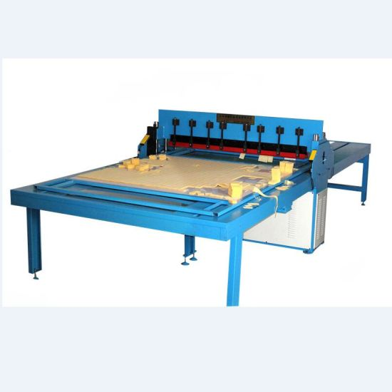 Automatic Fabric Sample Cutting Machine