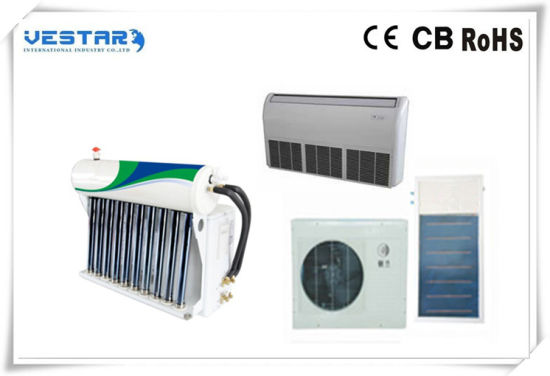 Popular Inverter Split Air Conditioner with DC Power Supply pictures & photos