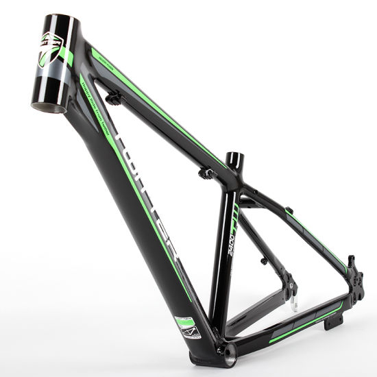 China Suppliers 13.5inch 24er Aluminum Mountian Bicycle MTB Frame ...