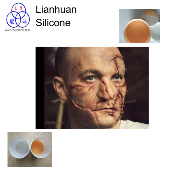 228808 Liquid Silicone Rubber 100% Platinum Cured Lifecasting Silicone pictures & photos