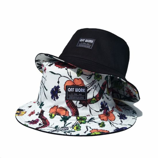 Custom Summer Promotional Sport Cap Fashion Bucket Hat Sun Hat pictures & photos