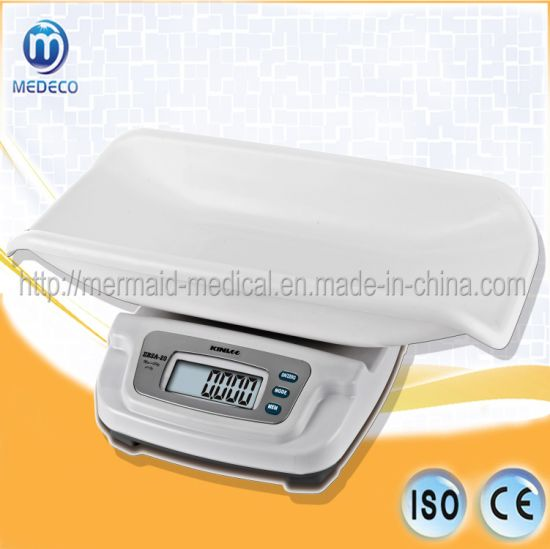 20kg Baby Weighing Electronic Counting Scale with Ce ISO Approved EBSA-20 pictures & photos