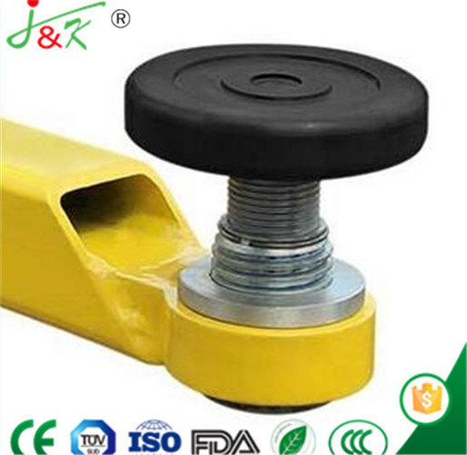 Rubber Pads with Steel Plate for Car Lifting