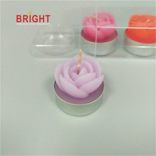 Top Selling Flower and Scented Tealight Candle