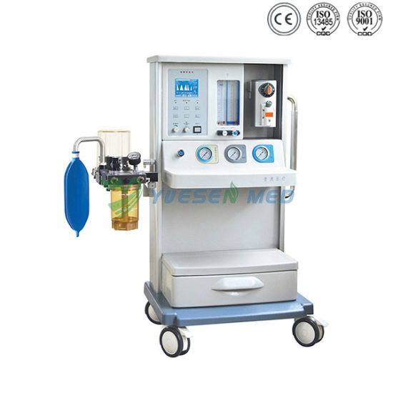 Ysav850 Medical Hospital Surgical Mobile Multifunction Advanced Anesthesia Machine pictures & photos