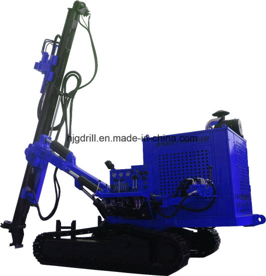Hjg Blast Hole Drill Rig Rock Drilling Tools Hjg-B140 pictures & photos