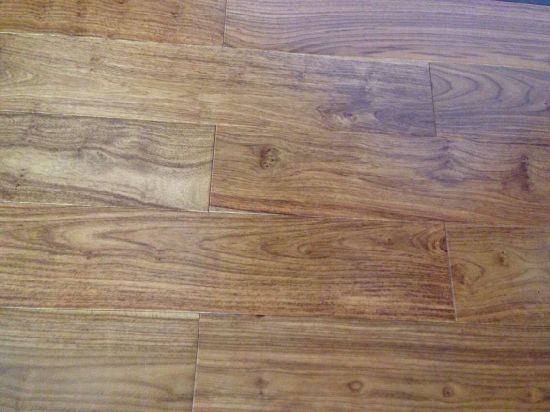 Embossed Charming Texture Solid Wood Flooring