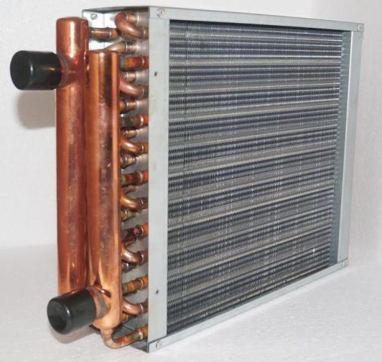 Manufacture Water To Air Heat Exchanger For Heater