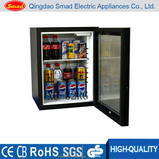 28L Transparent Single Door Car Mini Fridge pictures & photos