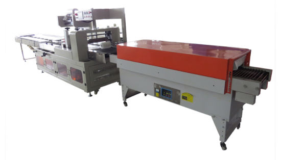 Chopping Block Shrink Wrapping Machine pictures & photos