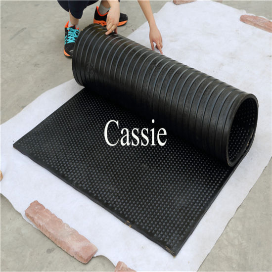 OEM Animal Cow Horse Rubber Stable Mat pictures & photos