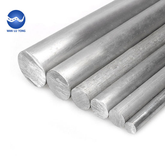 Customized 5083 6061 6063 7075 Extruded Aluminum Rod Bar With Good Prices