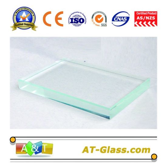 3mm-19mm Low Iron Glass/Ultra Clear Float Glass Use for Window pictures & photos