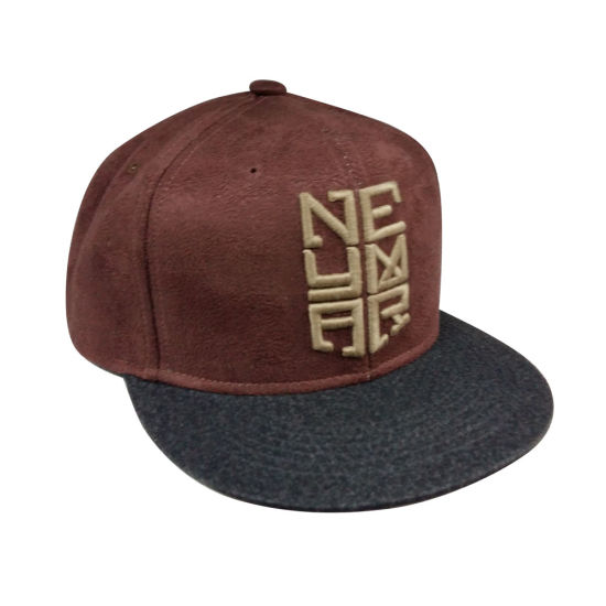 China Fashion New Era Cap with Suede Sk1705 - China Cap 9c1c0f210
