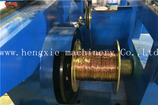 Hxe-13dl High Speed Copper Rod Breakdown Machine with Annealing/Wire Drawing Machine pictures & photos