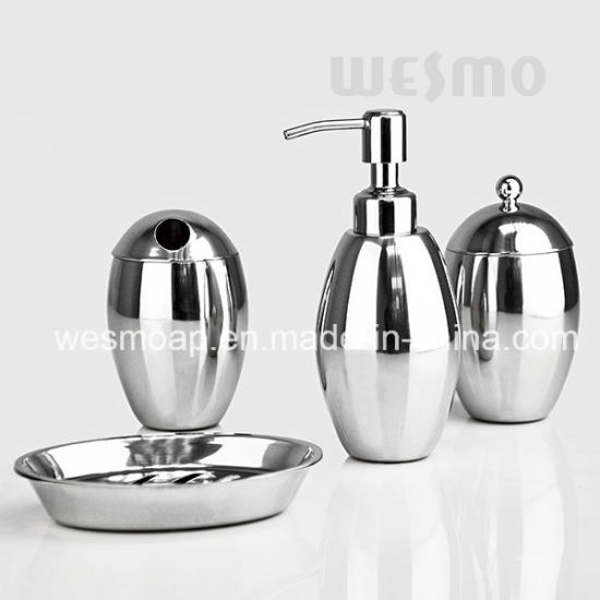 Olive Shape Stainless Steel Bath Accessory (WBS0812B) pictures & photos