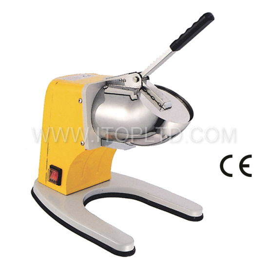 Yellow Stainless Steel Electric Ice Crusher (SBT114) pictures & photos