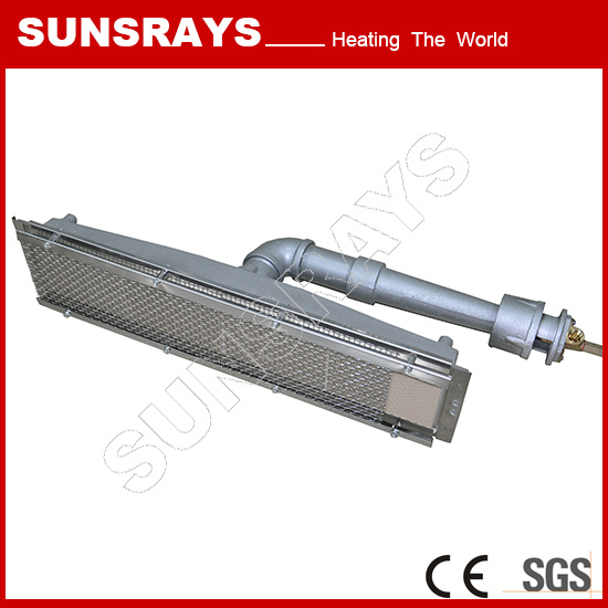 Ceramic Infrared Gas Heater with Food Drying Machine pictures & photos