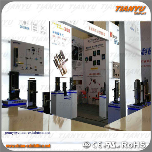 Modular 3X3m Portable Expo Trade Show Booth pictures & photos