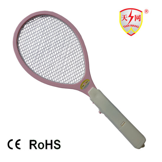 2AA Battery Operated Mosquito Racket with LED and CE&RoHS (TW-03) pictures & photos
