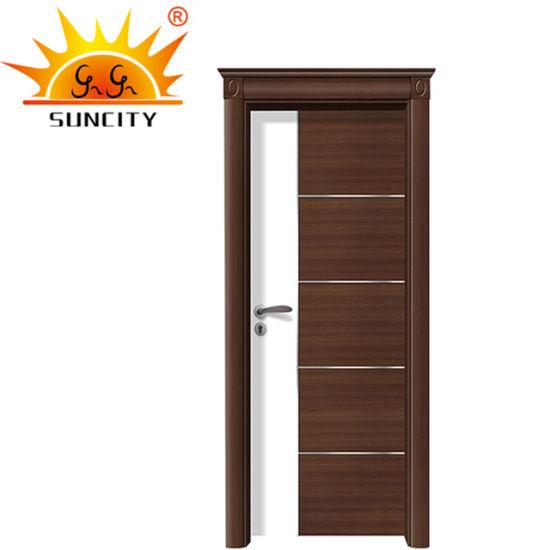 New Design Turkey Market Kitchen PVC Toilet Door (SC-P173)
