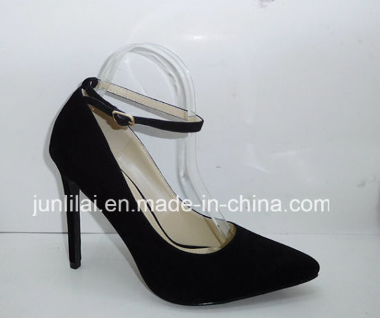 China Hot Sale Office Lady Shoes