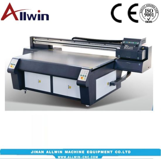China 1313 Large Format UV Flatbed Printer 1300X1300 with