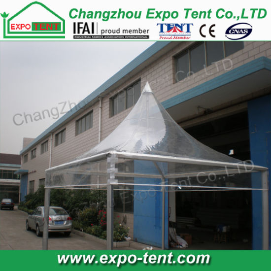 3*3m Outdoor Transparent Garden Gazebo Tent pictures & photos