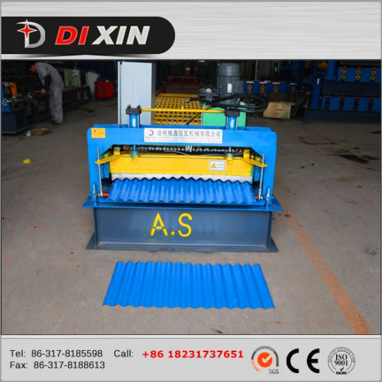 High Rib Roofing Panel Roll Forming Machine pictures & photos