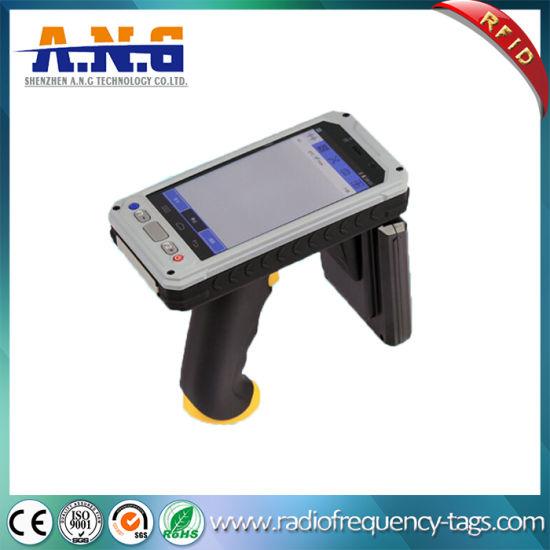 China Android 4 4 NFC Wireless RFID Handheld Reader - China