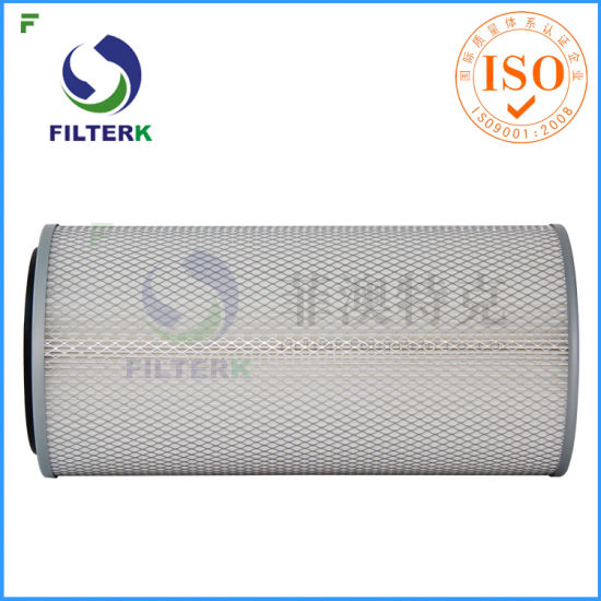 Filterk Dust Collector Pleated Air Cleaner Filter pictures & photos