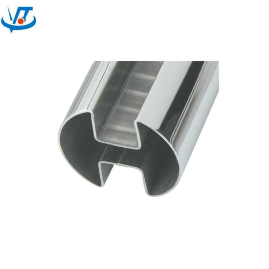 DIN Welded Special Section Pipe for Decoration pictures & photos