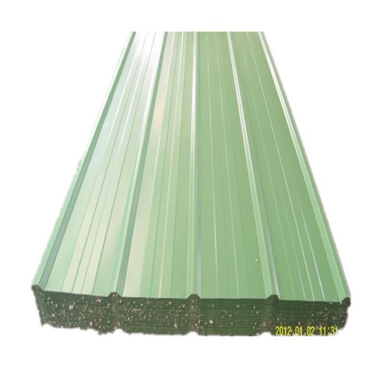 Prepainted Color Coated Corrugated Roofing Sheet Galvanized Tin Roof Sheet