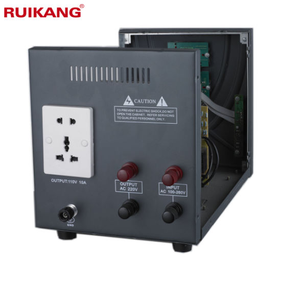 China 5kva Automatic Voltage Stabilizer Circuit Diagram China