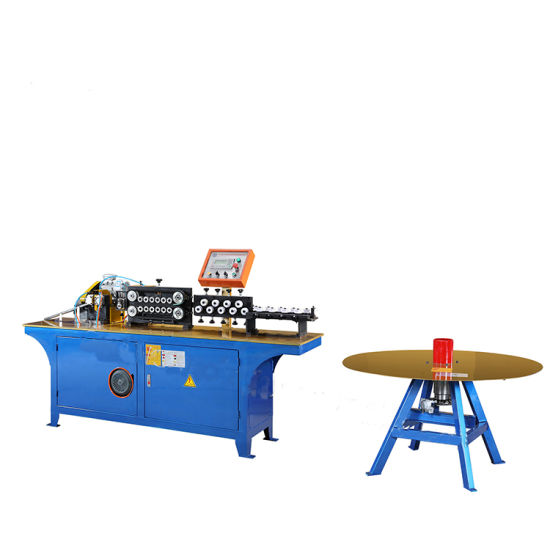 Copper Tube Chipless Straighten and Cutting Machine pictures & photos
