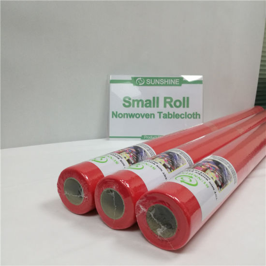 Disposable Table Cover Roll, Nonwoven Rolls for Massage Tables
