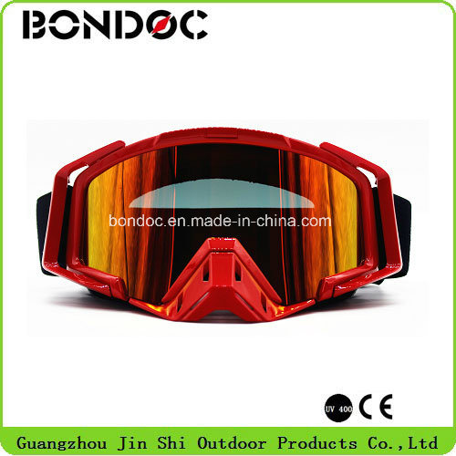 TPU Frame Dirtbike Motorcycle Motocross Goggles