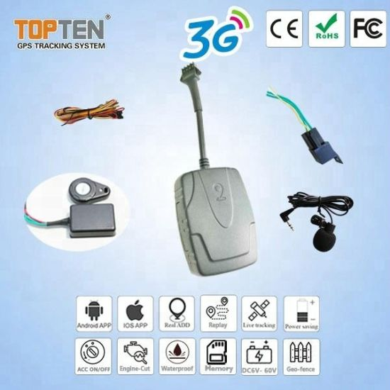 China 3G Car GPS Tracker Better Than Gt06n Tracking System Engine