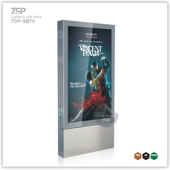 Aluminium Scroller Billboard Light Boxes Advertising pictures & photos