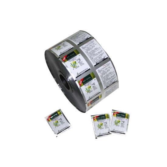 Customized BOPP/VMPET Nut Plastic Packing Film