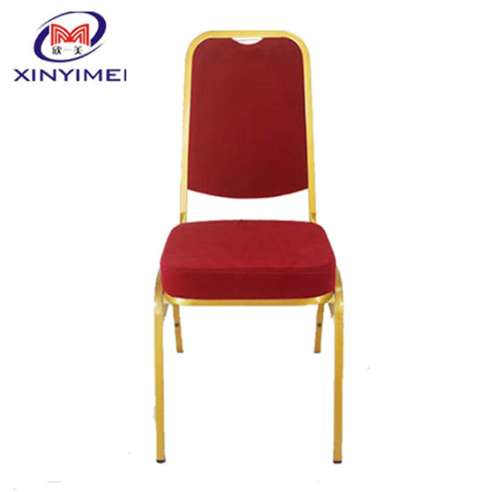 Modern Design Fabric Stacking Banquet Hotel Chair