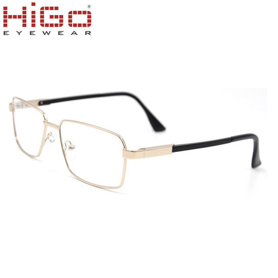 06beecc0c92 China Supplier of Aluminum Temple 2018 Trending Metal Optical Eyeglasses  Frames