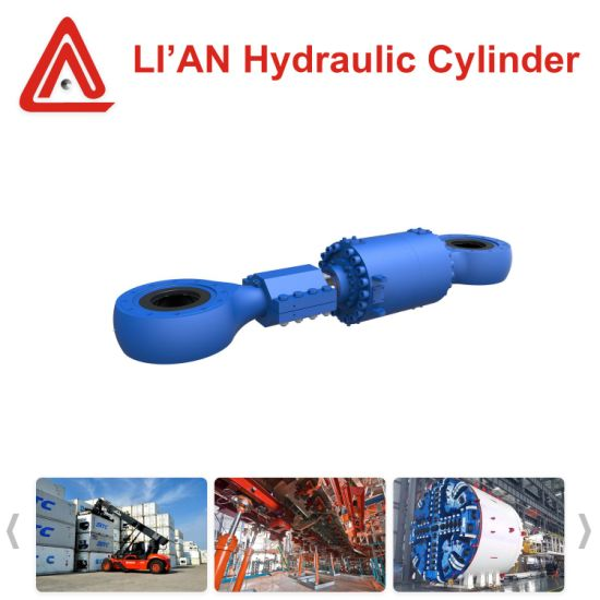 High Quality Piston Type Pull Cylinder for Vertical Roller Mill pictures & photos