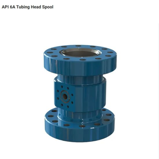 Tubing Head Spool Used for Double Acting Hydraulic Cylinder