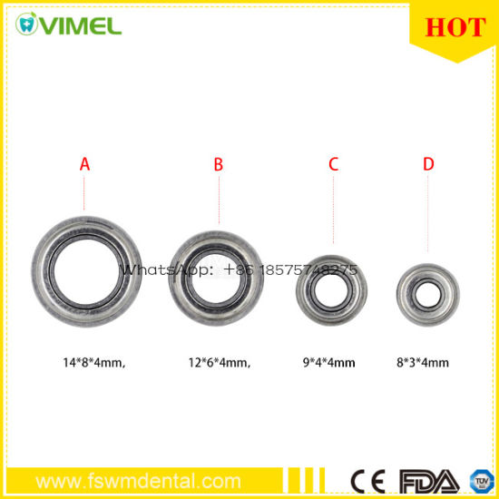 Dental Bearing for 102 108 Micromotor Handpiece Spare Part